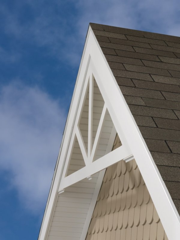 PVC Trim Gable