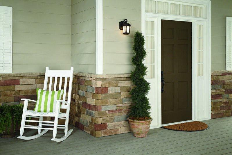 ClipStone Front Door