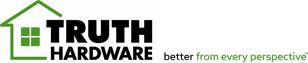 Truth Encore Casement & Awning Window Hardware - Matte Black