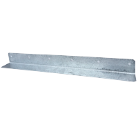 Versetta Stone Metal Bracket for Wainscot Cap
