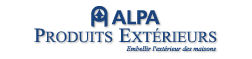 Colonnes et piliers en <BR> vinyle ALPA