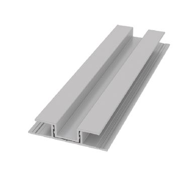 2-Piece Vertical U Panel Trim