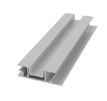2-Piece Vertical Window Sill U Panel Trim