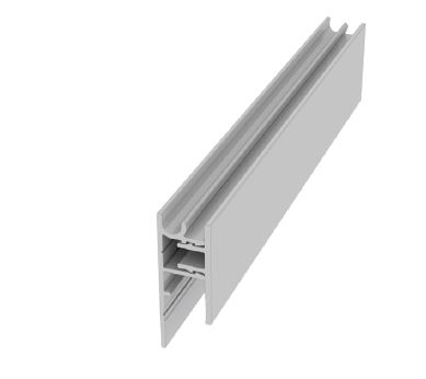 2-Piece Window Sill J Panel Trim