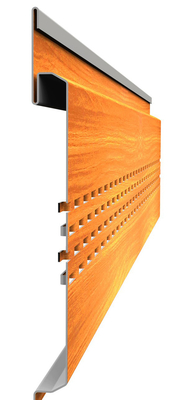 """6"""" V Groove Panel Vented"""