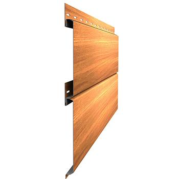 "4"" V-Groove Panel Solid"
